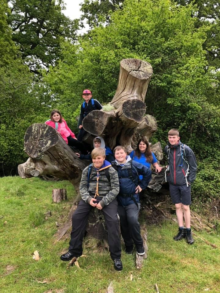 Jamboree on the Trail 2019